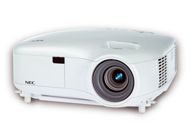 Screens & Projector Hire